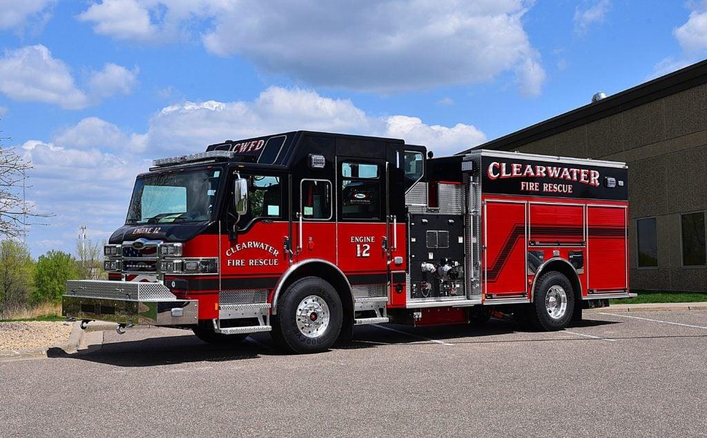 Clearwater Fire Department - Pumper