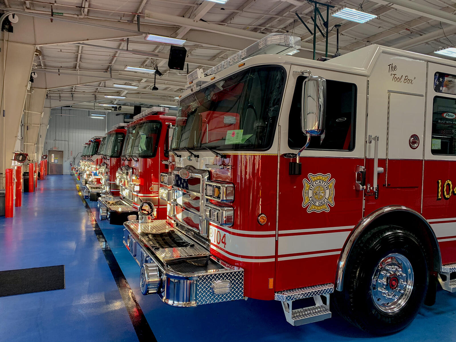 Decatur Fire - Pumper