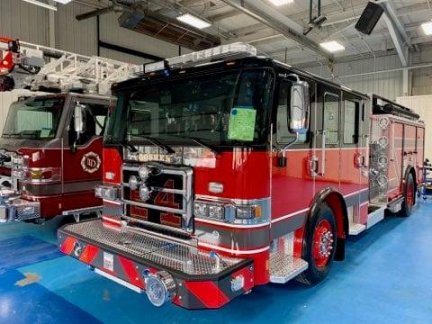 Goshen Fire Department - Pumper