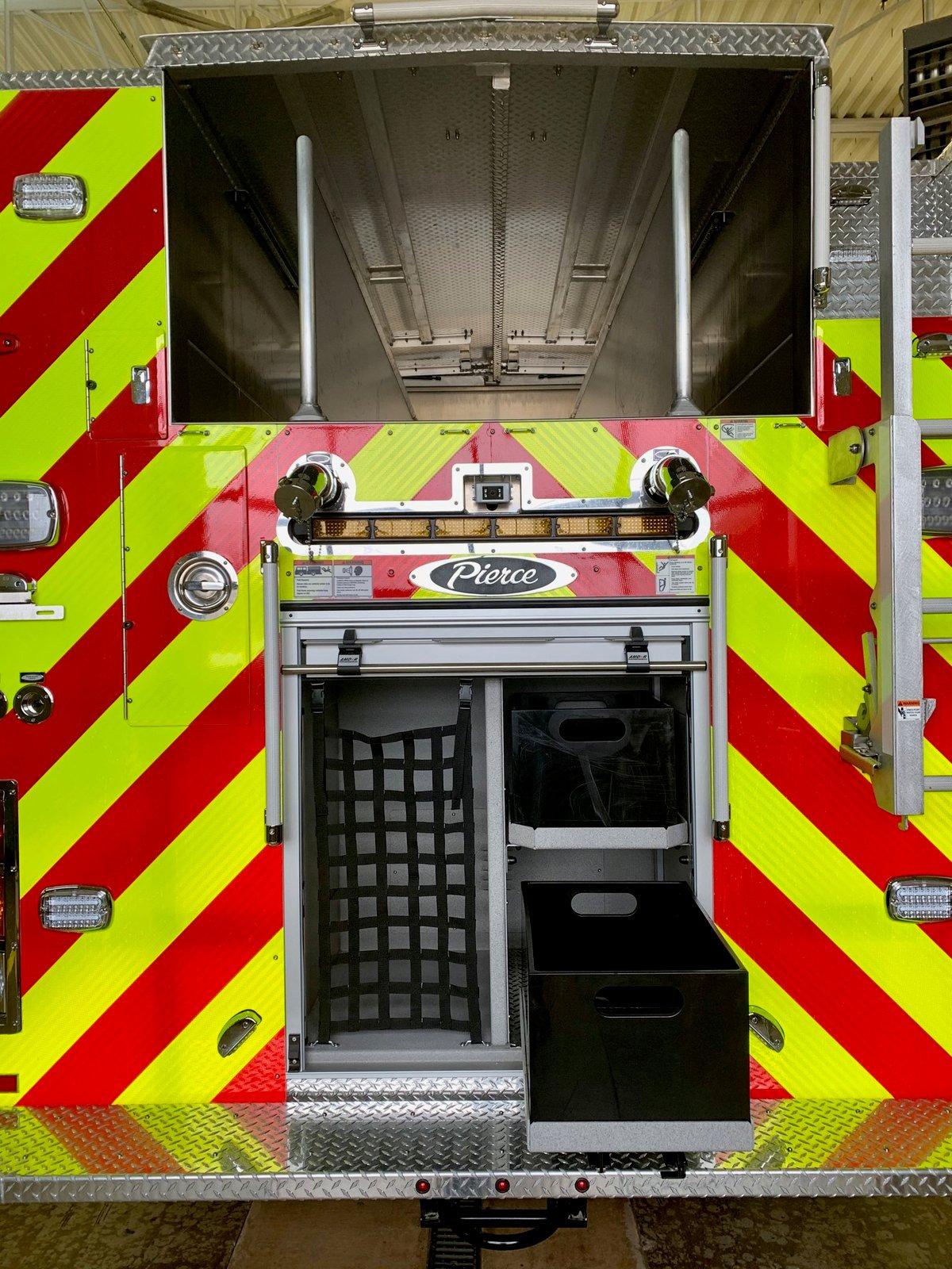 Hobart Fire Department - Pumper