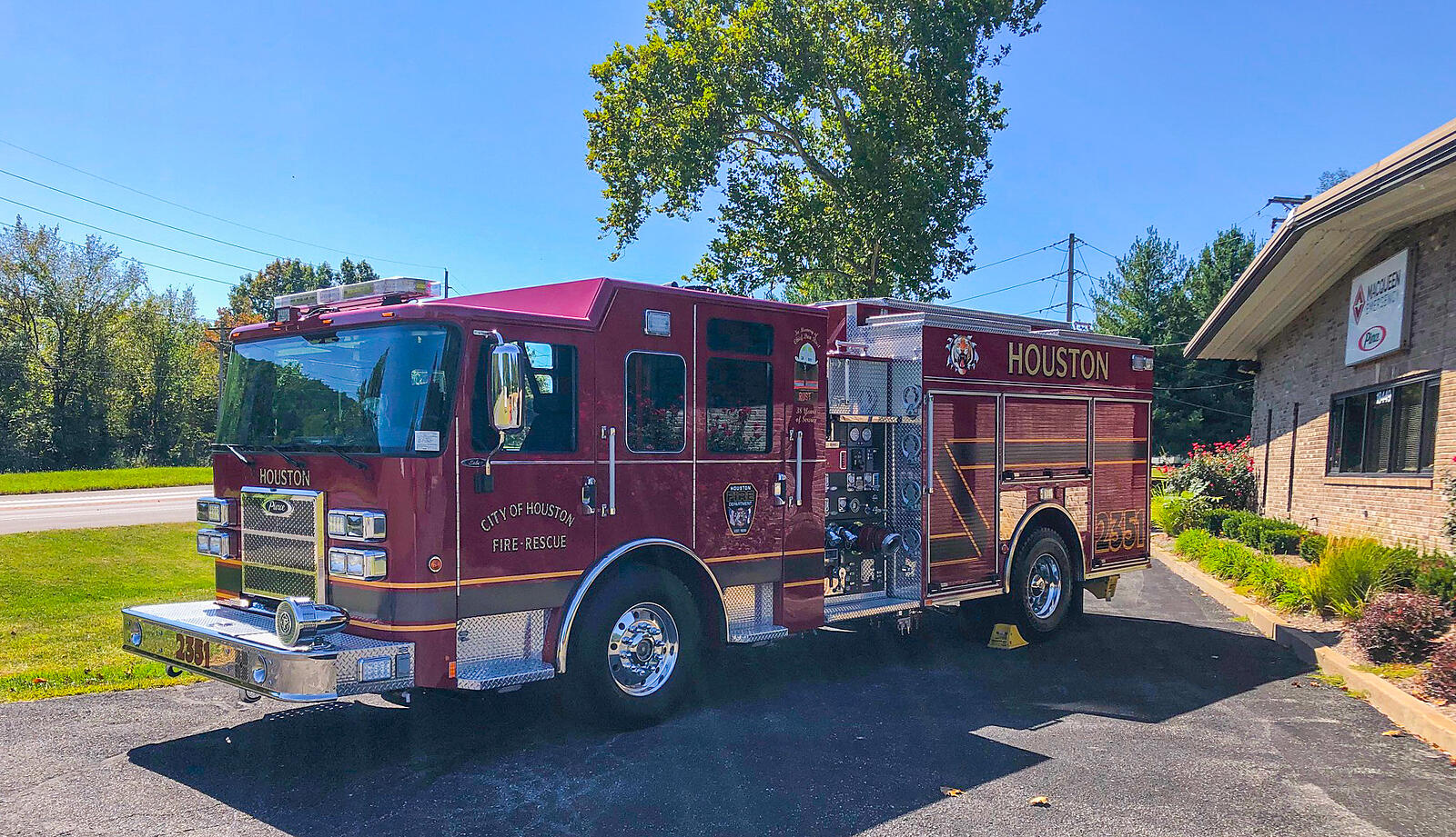 Houston Fire Department - Pumper