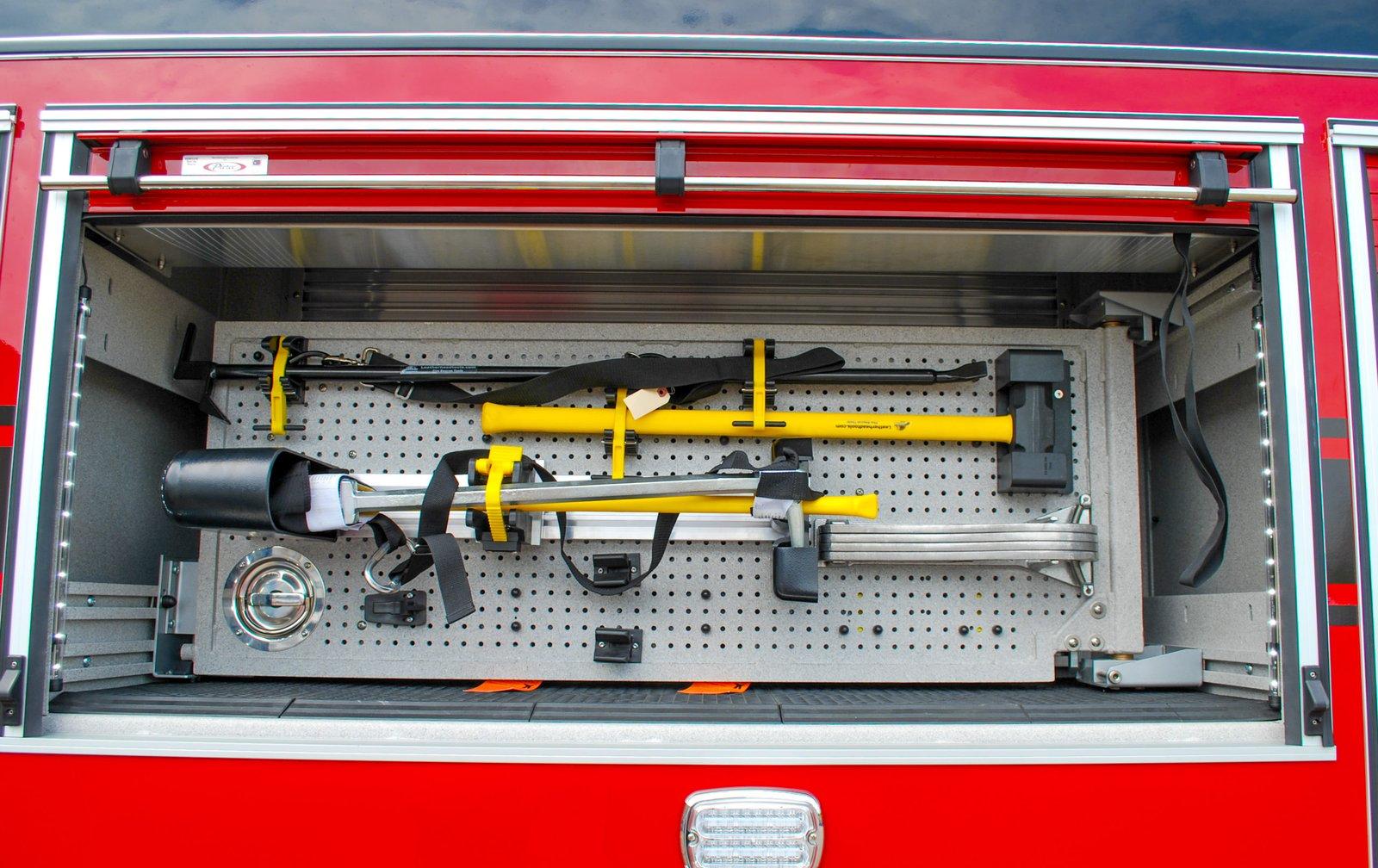 La Crescent Fire Department - Pumper