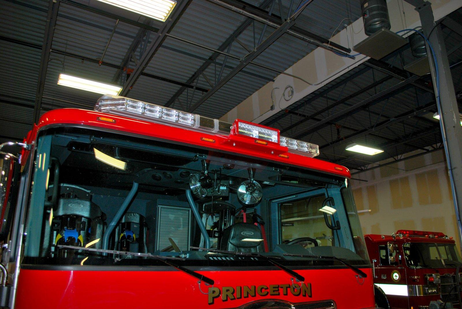 Princeton Fire/Rescue Department - Pumper
