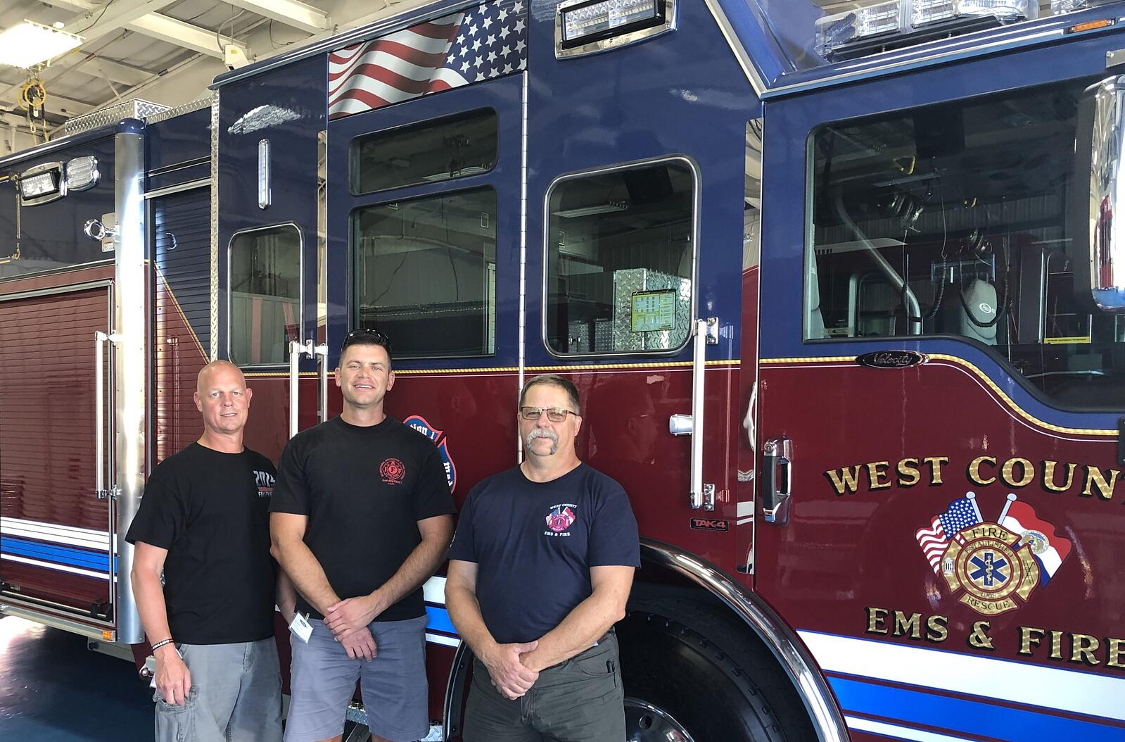 West County EMS & Fire Protection District - Rescue