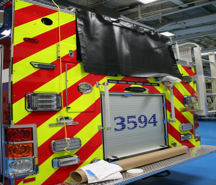 West County Fire & EMS Protection District - Pumper