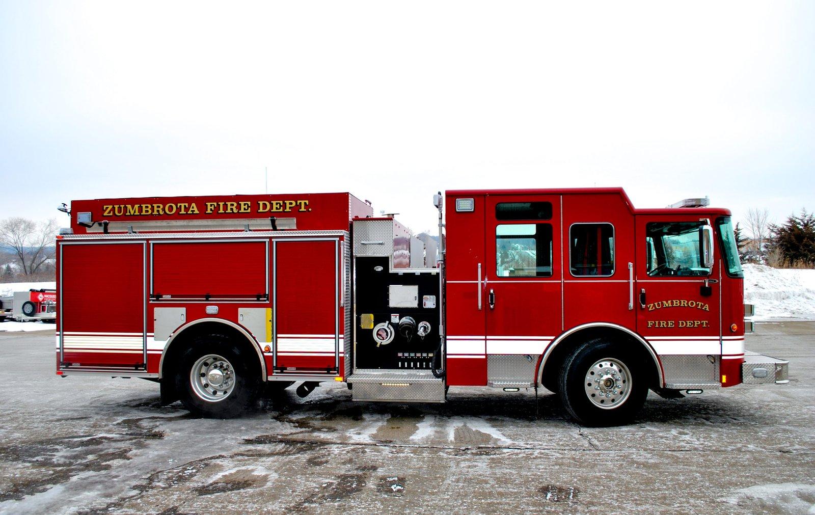 Zumbrota Fire Department - Pumper