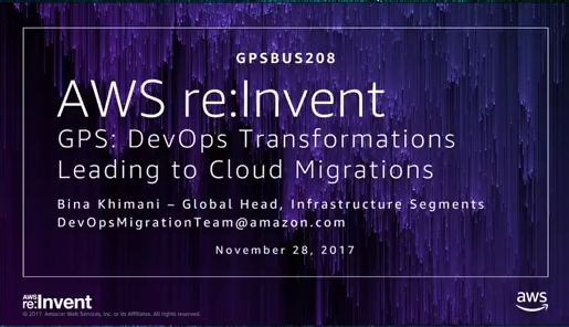 iTMethods Recognized for Atlassian Workload Migration at AWS Re:Invent [Video]