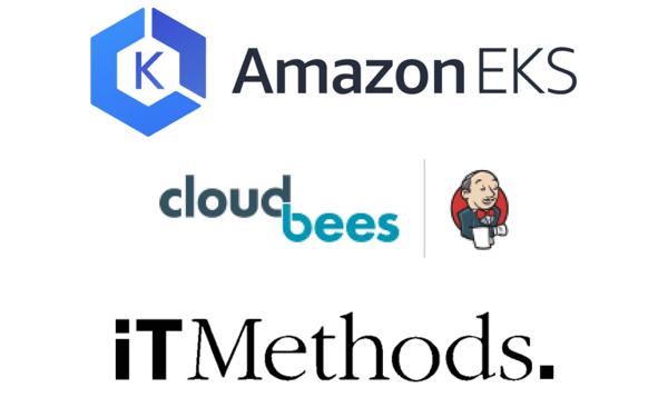 iTMethods Launches CloudBees Jenkins Enterprise on Amazon Elastic Kubernetes Service (EKS) for Kubernetes as a Managed Service