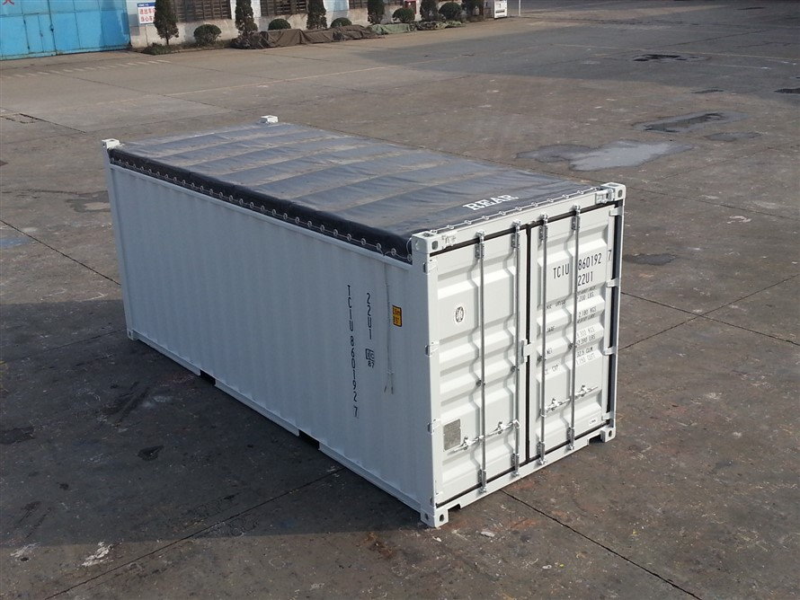 Open-Top Containers Image 2