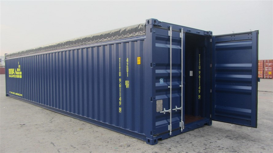 Open-Top Containers Image 3
