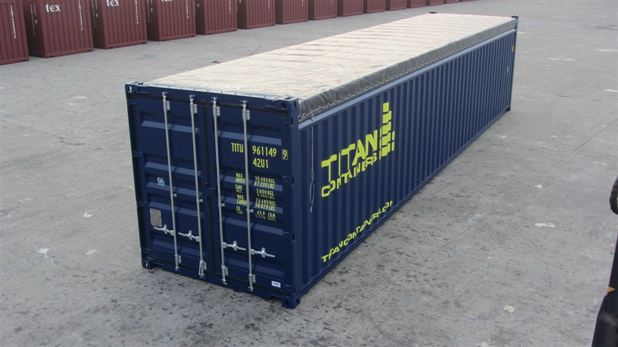 Open-Top Containers Image 4