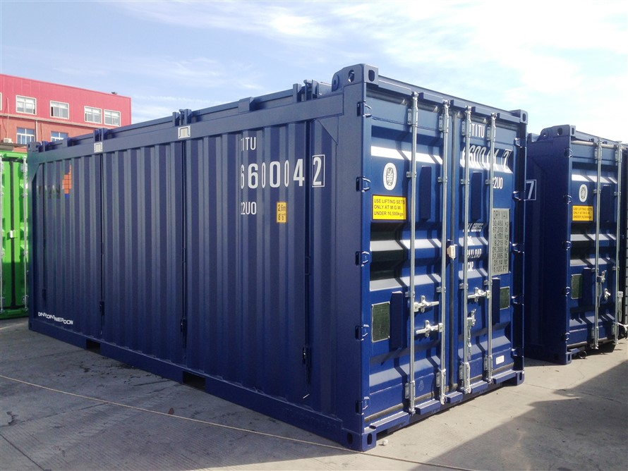 Open-Top Containers Image 5