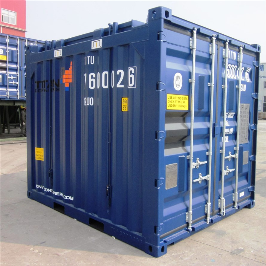 Open-Top Containers Image 9