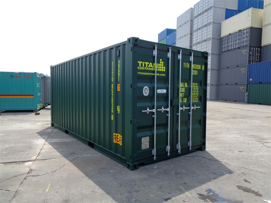 TITAN container 1