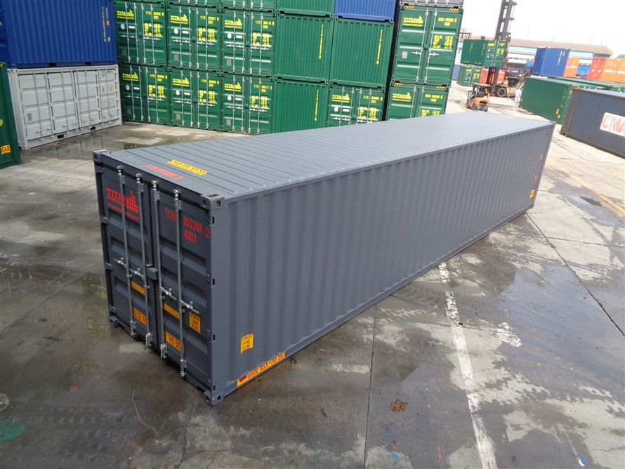 TITAN container 4