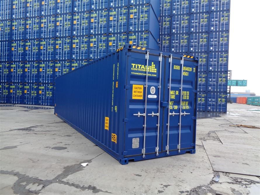 TITAN container 5