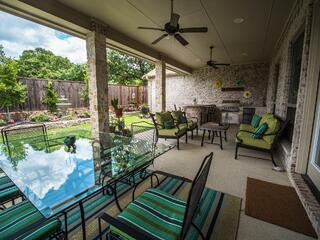 Calming Courtyard