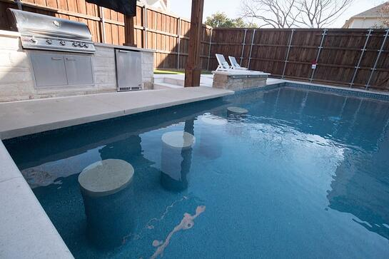 Cocktail Bar Specialty Pools