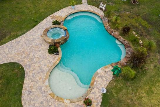 Freeform Pool Designs