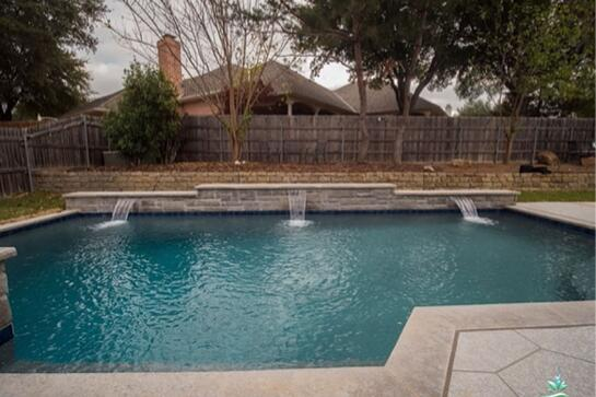 Heated Specialty Pools