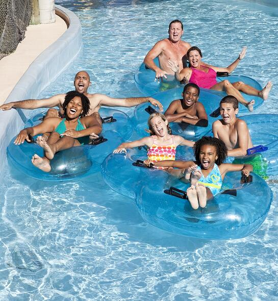 Lazy River Specialty Pools