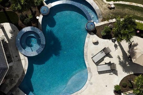 Pool Hardscaping