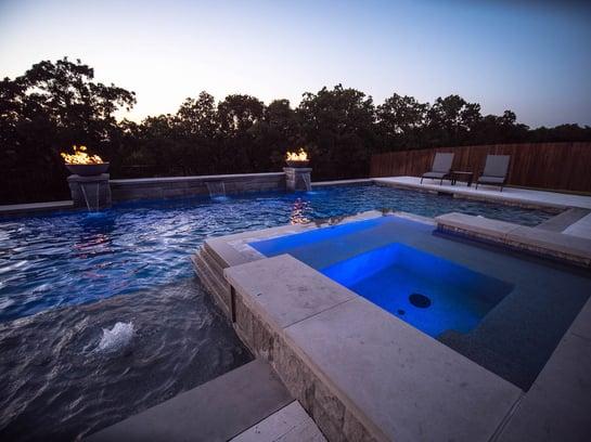 Backyard Resort Spa