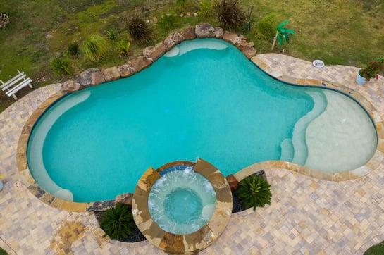 Backyard Resort Pool