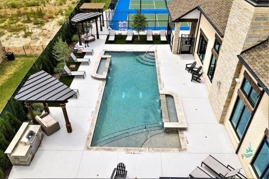 Master Planned Community Pools