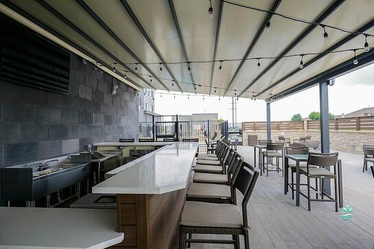 Master Planned Community Outdoor Living