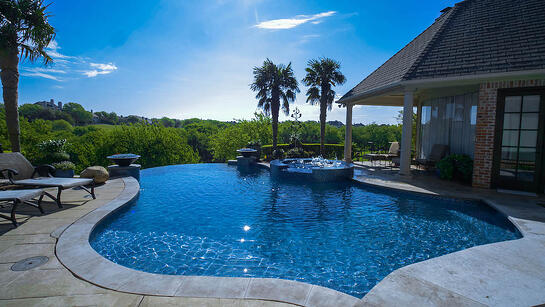 Mediterranean Pool Designs