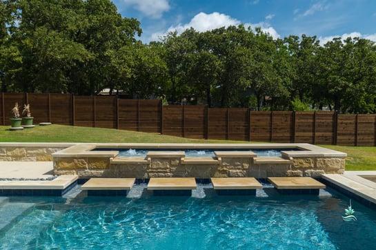 Tropical Retreat Pools