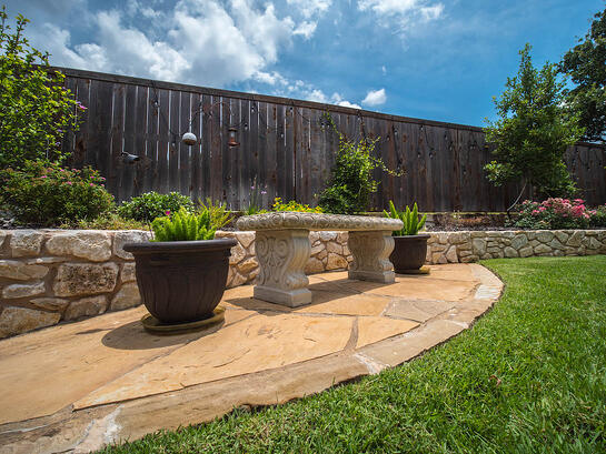 Tuscan Oasis Outdoor Living