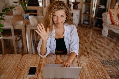 Online samenwerken bij een financieringsaanvraag
