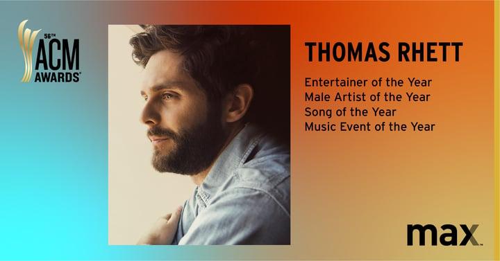 ACM Awards Artist Spotlight: Thomas Rhett