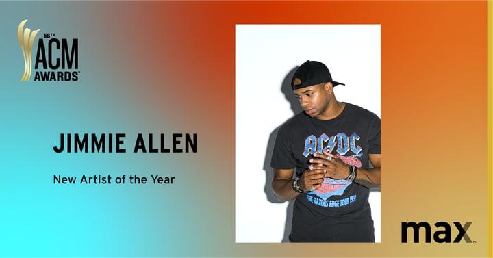 ACM Awards Artist Spotlight: Jimmie Allen