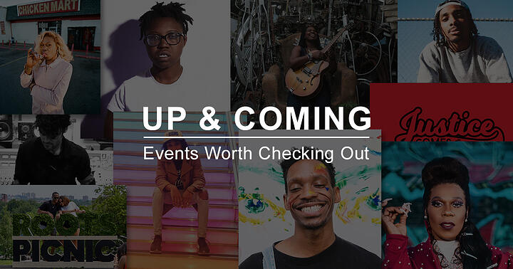 Up & Coming: Events Worth Checking Out, June 25 - July 01