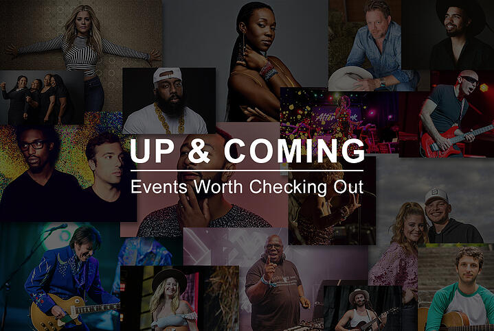 Up & Coming: Events Worth Checking Out, July 3 - July 9