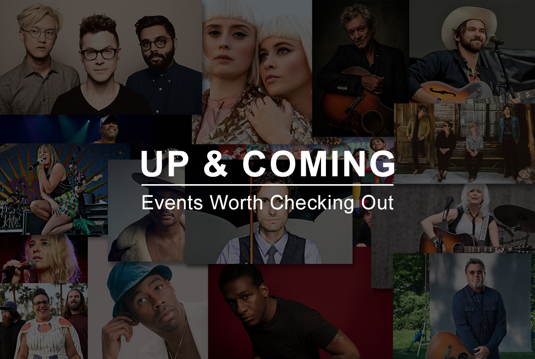 Up & Coming: Events Worth Checking Out, July 30 - August 6