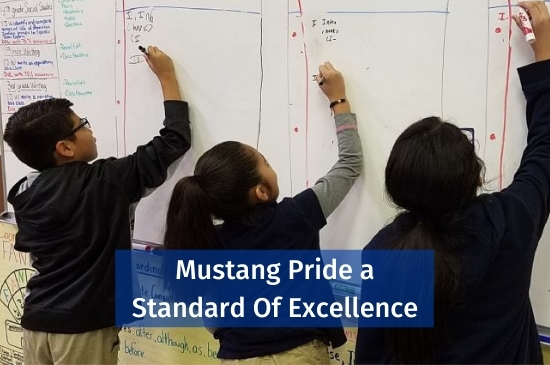 _Eagle Pride a standard of excellence