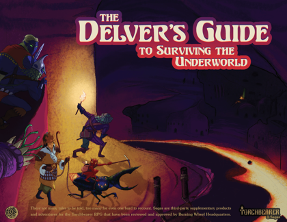 Picture of The Delver's Guide to Surviving the Underworld
