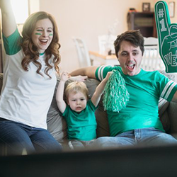 How to Host an Olympics Virtual Watch Party