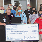 The GVTC Foundation Donates to Gonzales Healthcare Systems Foundation