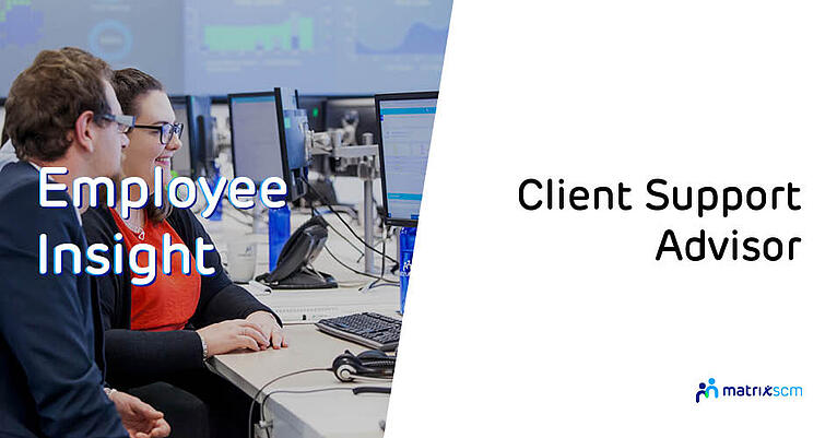 Employee Insight Client Support Advisor Courtney