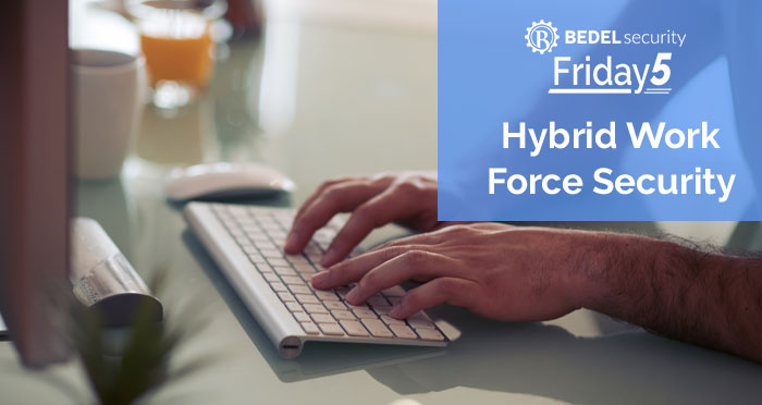 Hybrid Work Force Security
