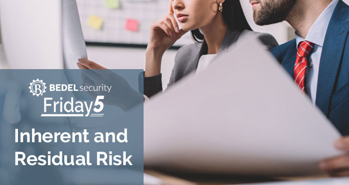 Inherent and Residual Risk