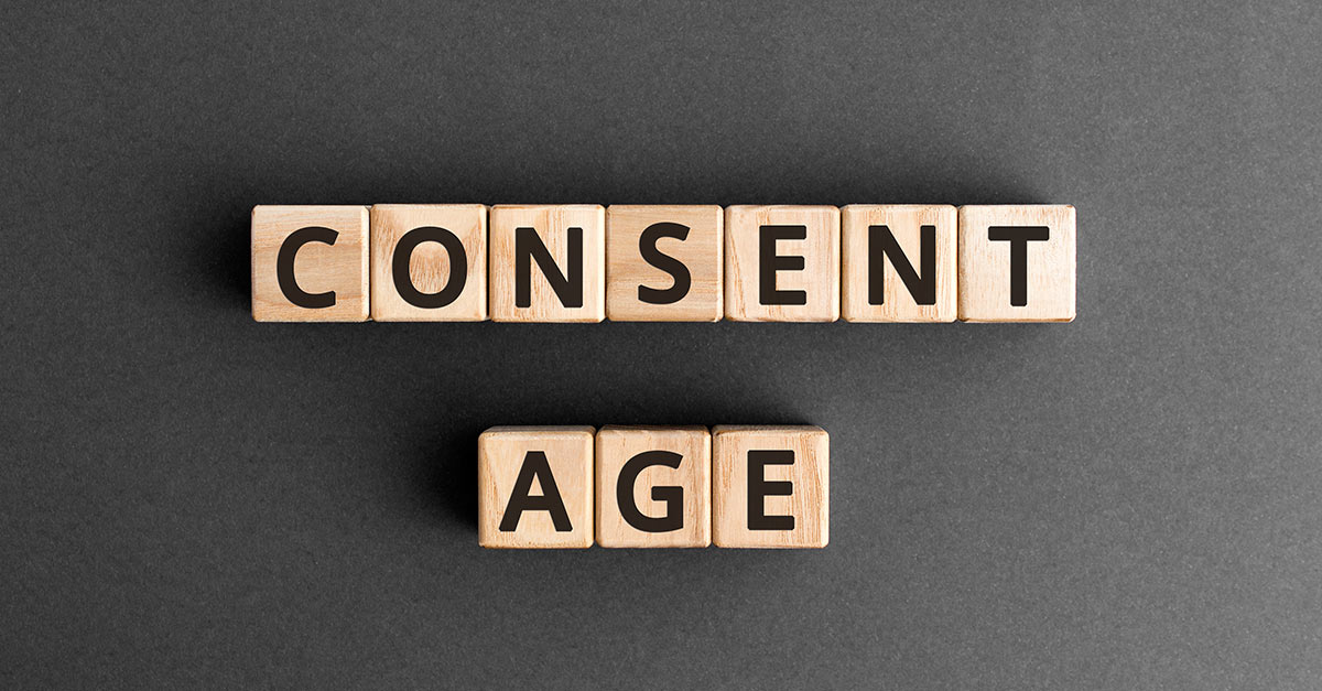 GDPR Age of Consent Isn't Child's Play