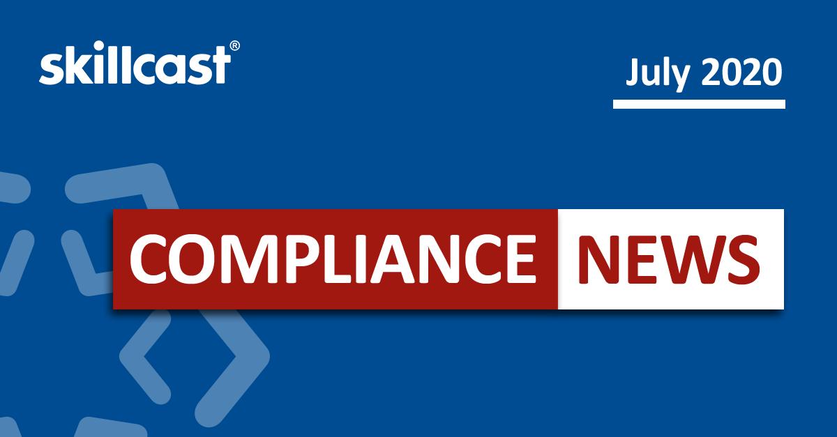 Compliance News - July 2020