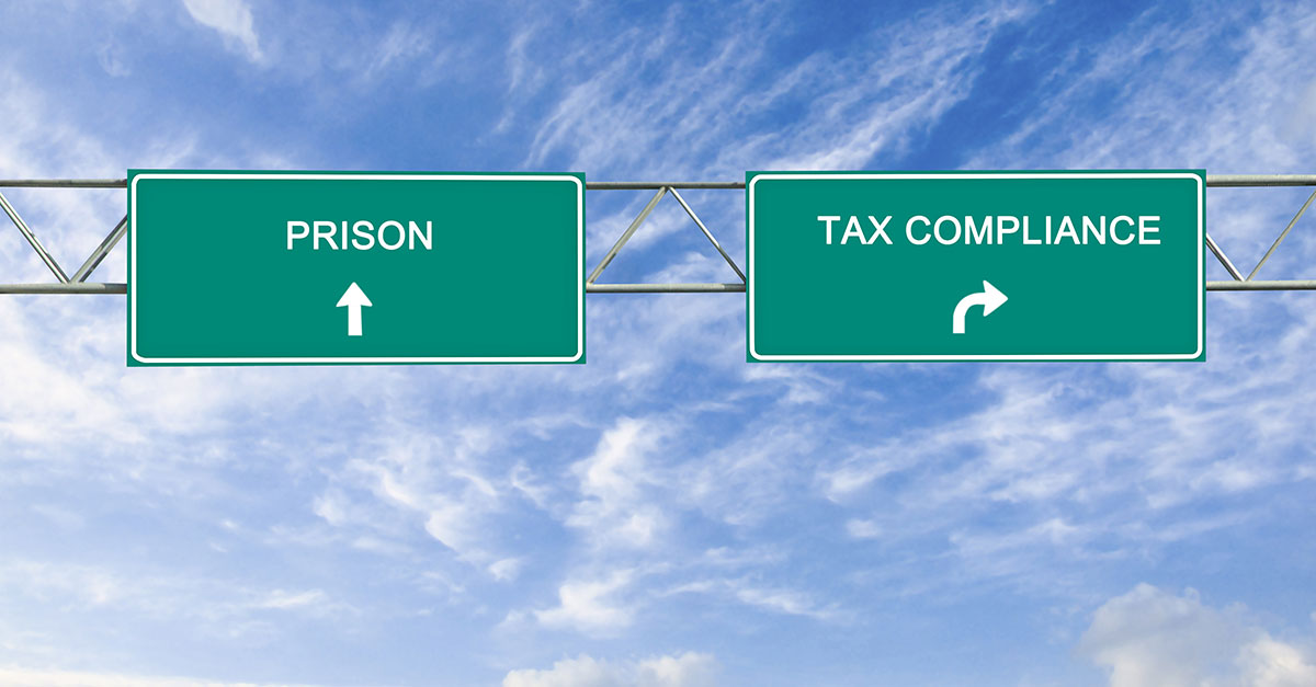 Tax Evasion Consequences, Cases & Convictions