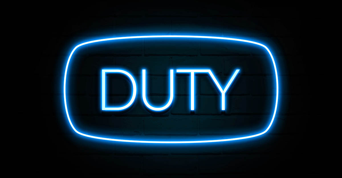 What is SMCR Duty of Responsibility?